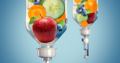 Benefits of IV Nutrition Therapy